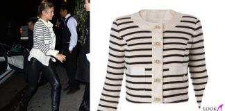 Kate Hudson giacca Elisabetta Franchi