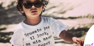 Nathan Falco Briatore tshirt Happiness occhiali RayBan