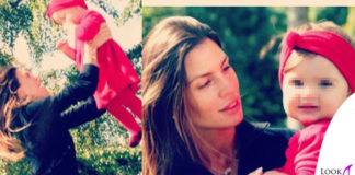 Claudia Galanti Tal Harlow abito Dior