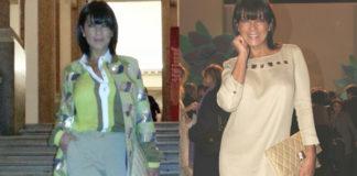 Ana Laura Ribas giacca camicia pantalone BeatriceB abito Sfizio