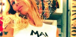 Guendalina Canessa tshirt BonBon Moda
