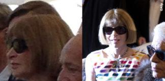 Anna Wintour matrimonio figlio e sfilata Chanel pre fall 2014 abito Chanel primavera estate 2014