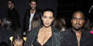 North West Kim Kardashian Kanye West Givenchy