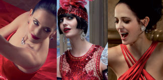 Eva Green Calendario Campari 2015 Mithology Mixology