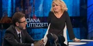 Luciana Littizzetto Che tempo che fa abito Aniye By scarpe Tipe & Tacchi 1