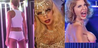Veronica Maya Tale E Quale Show Miley Cyrus Lady Gaga Madonna
