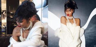 Rihanna for Puma