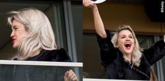 Ashley Roberts abito Forever Unique