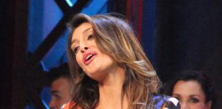 Cristina Buccino Colorado abito Amen 10