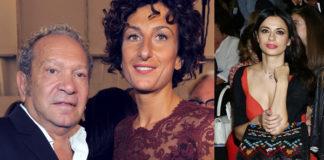 MFW sfilata Ermanno Scervino SS16 Agnese Renzi Federica Fontana Filippa Lagerback Rossella Brescia