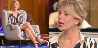 Alessia Marcuzzi Grand Hotel Chiambretti abito Daniele Carlotta