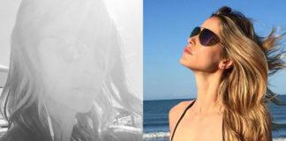 Elena Santarelli bikini Calzedonia