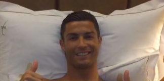 Cristiano Ronaldo coperta Elite Team
