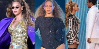 On The Run II World Tour Jay-Z Beyoncé look DunDas Givenchy Balmain La QuanSmith Jay-Z look Givenchy