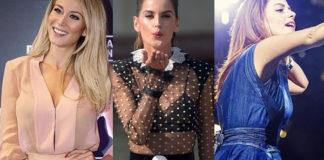 Diletta Leotta Izabel Goulart Annalisa Rita Ora Carolina Crescentini Vanessa Hudgens