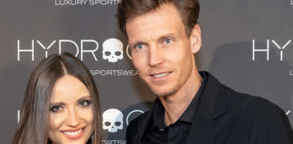Tomas Berdych total look Hydrogen 2