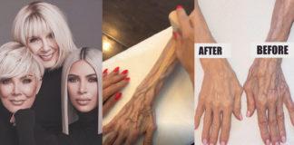 Kim Kardashian Mary Jo Campbell KKWBeauty 8 INSTA