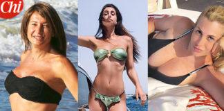 Vladimir Luxuria Cecilia Rodriguez bikini Me Fui Paola Caruso Chiara Ferragni bikini Calzedonia