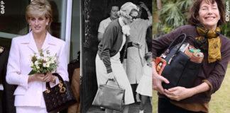 borse con nomi di donne famose
