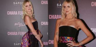 Chiara Ferragni Unposted premiere outfit Etro 1