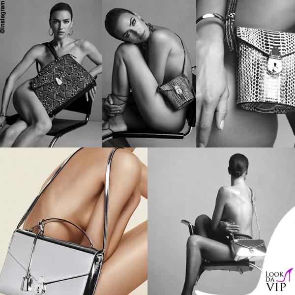 Irina Shayk borsa Calvin Klein 11