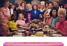 Sophia Loren in Dinner's Ready di GCDS per Barilla