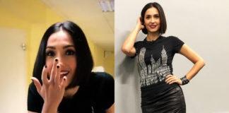 Caterina Balivo risponde alle accuse di Striscia la Notizia