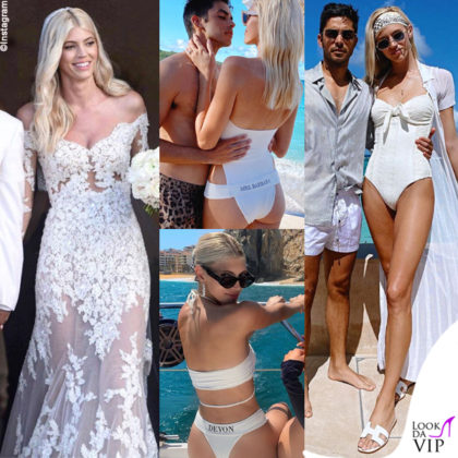 il matrimonio di Devon Windsor e Johnny Dex Barbara