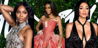 star ai British Fashion Awards