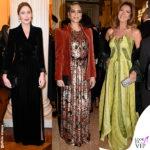 Scala, la Prima 2019: Maria Elena Boschi, Elodie Di Patrizi e Alessandra Repini Artom